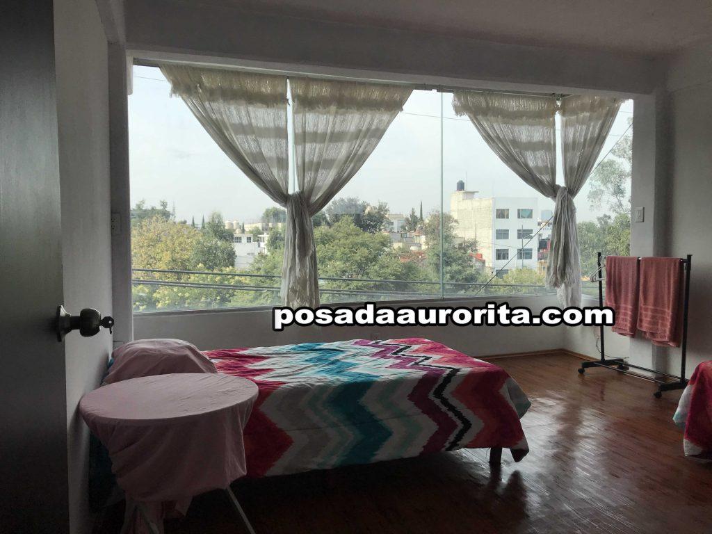Habitaciones económicas en Coyoacan