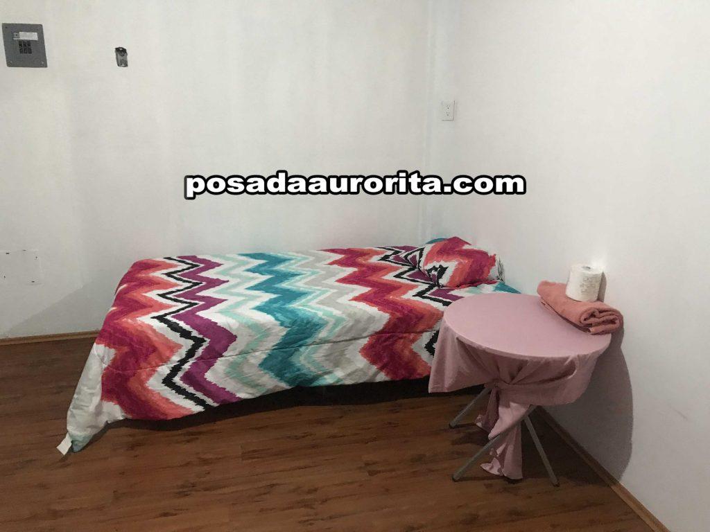 Cuartos amueblados en renta Aztecas CDMX