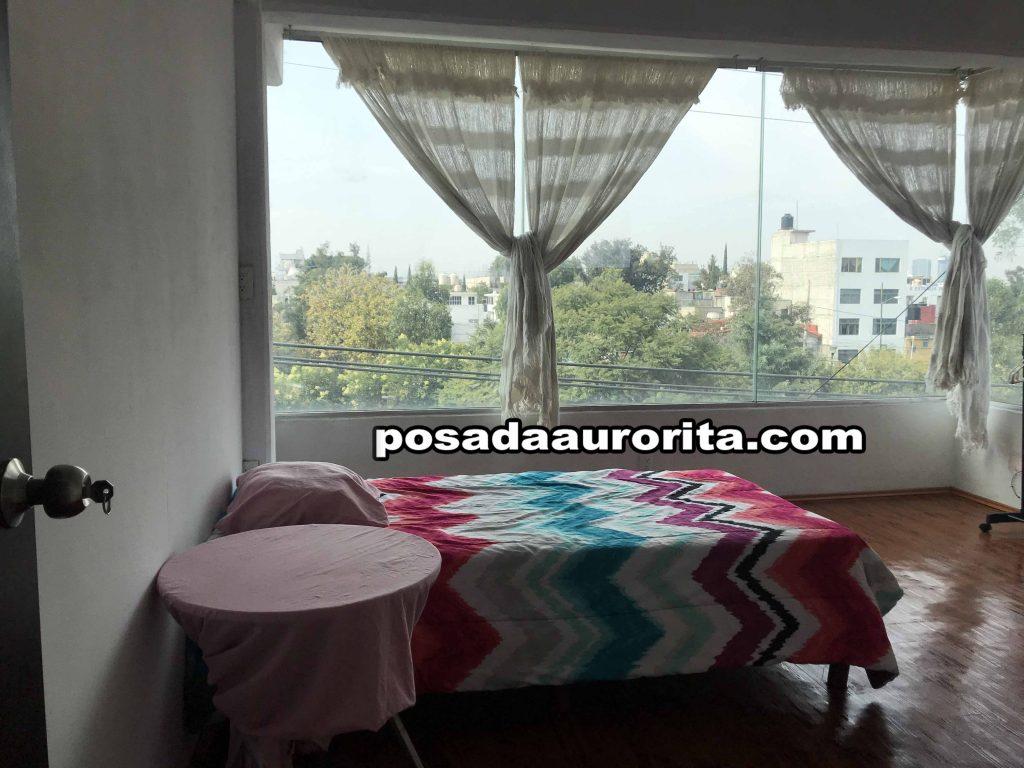 Alquiler cuartos avenida aztecas Ajusco coyoacan