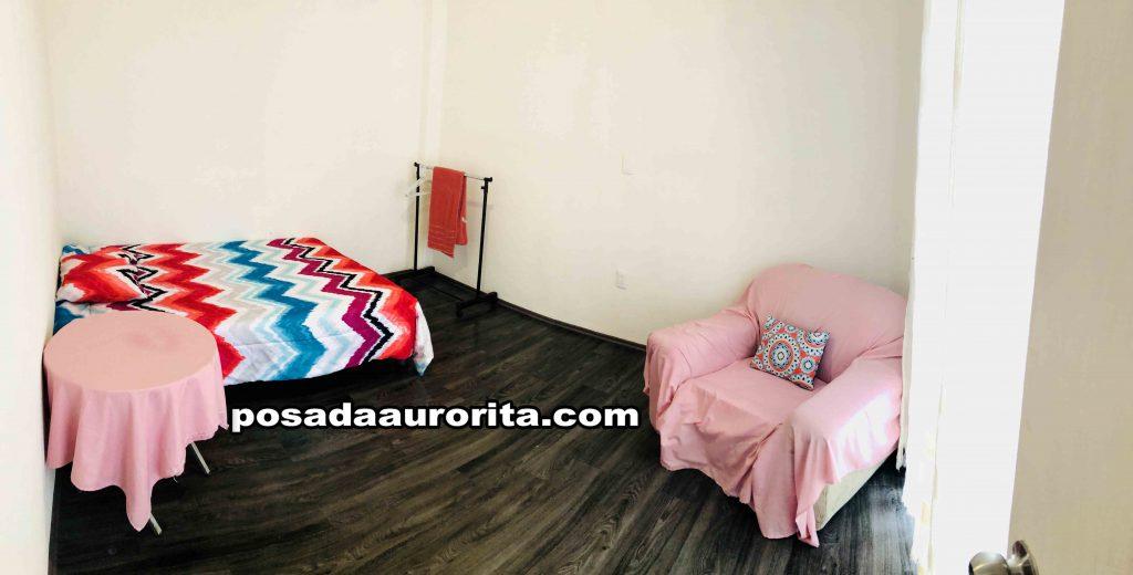 Renta de habitaciones amuebladas independientes por mes cerca instituto nacional de pediatria cdmx coyoacán